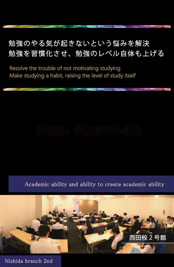 勉強のやる気が起きないという悩みを解決 勉強を習慣化させ、勉強のレベル自体を上げる