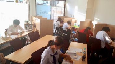 ロググラム会員制自習室の特徴