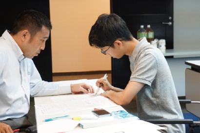 鹿児島県統一模試の前には、対策勉強会を開催致します。