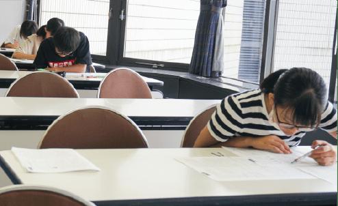 学習の進捗や理解度を客観的に把握 単元テストや単語テストで自分を知る